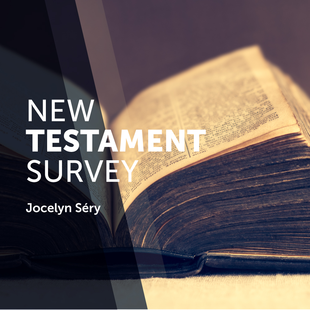 new testament survey New testament survey - free download as pdf file (pdf) or read online for free new testament survey – undergrad level this survey briefly covers the highlights.